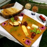 Inspection Party 2010 Cheese Board