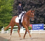 Barcelona RH at Markel/USEF National 4 y.o. Championships