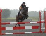 Jumping at FL Horse Park