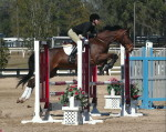 Jumping at HITS Ocala