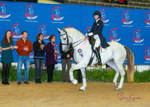 Micanopy RH - US Dressage Finals